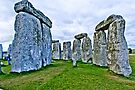 Stonehenge Circles by Yukondick