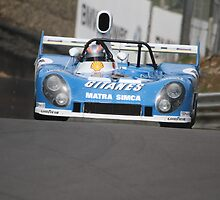Matra Simca MS670B - Brands Hatch 2011 by MSport-Images