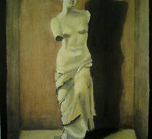 Venus De Milo by Chris-Hayes