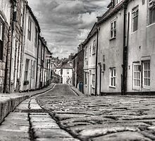 Henrietta Street,Whitby by cameraimagery