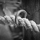 Worn & Fraying by Eric Scott Birdwhistell