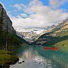 Glacial Solitude by BacktrailPhoto