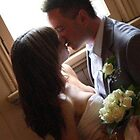 Kissing in the Chapel by Alison  Eno