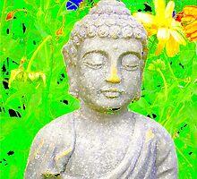 Bollybuddha by andreajansen