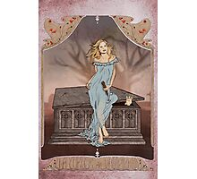 Boticelli Buffy Nouveau Photographic Print
