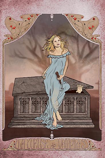 Boticelli Buffy Nouveau by Nana Leonti