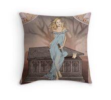 Boticelli Buffy Nouveau Throw Pillow