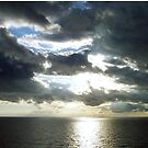 Clouds over the Ocean by G.T.S Photos