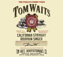 Tom Waits by ixrid