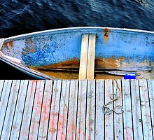Boat, Rockport, Maine by fauselr