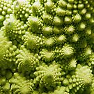 Cauliflower fractals by bubblehex08
