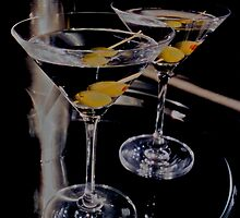 Martini Time! by Richard Rushton