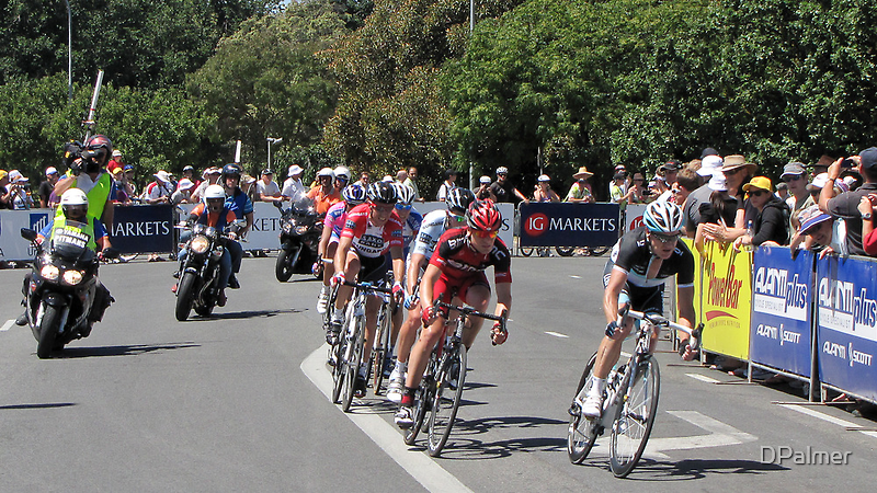Tour Down Under - Last Lap by DPalmer
