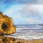 Cave by the Sea by Pam Amos