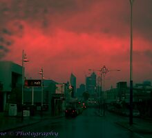 Perth in the Arvo by TeAnne