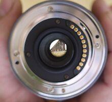 View through a lens by Emma Smith