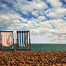 Deckchairs by Andrew Walker