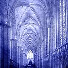 Minster in Blue by Svetlana Sewell