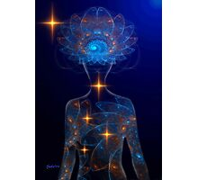 The Being Within Photographic Print