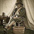 Re-enactor Heckington Show 2011 #4 by cameraimagery2