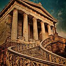 Greece. Athens. National Library. by vadim19
