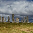 Callanish Standing Stones by Phil Millar