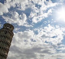 The Leaning Tower of Pisa by Ruth Smith