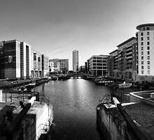 Clarence Dock, Leeds by ademcfade