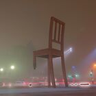 The Broken Chair by A.Lwin Digital - Chasing the Inspiration