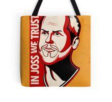 In Joss We Trust Tote Bag