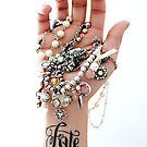 Fate Tattoo &amp; Jewelry by Lauren Neely