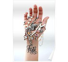 Fate Tattoo & Jewelry Poster
