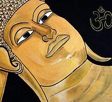 buddha  by grostique