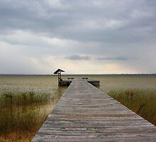 Storm on the Horizon by Yajhayra Maria