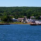 Bayfield Harbor by AuntieJ