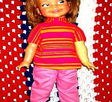 1968 Giggles Doll by Deborah Lazarus