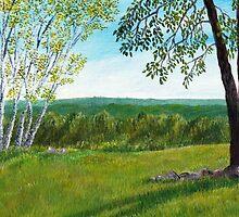 Holt Hill by Gary Adams