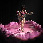Flying On a Pink Cloud by Sheri Bawtinheimer