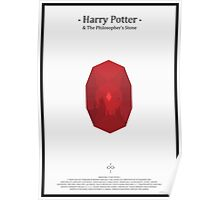 Harry Potter & The Philosopher's Stone Poster