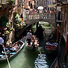 A sunny day in VENEZIA by Billboeing
