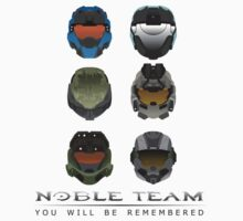 Noble Team - Version 4 by Adam Angold