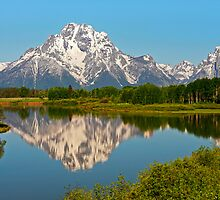 Oxbow Bend by JimGuy