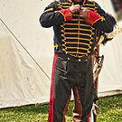 Re-enactor Heckington Show 2011 #26 by cameraimagery2