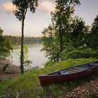 Rough River Lake - Kentucky by Daniel Nahabedian