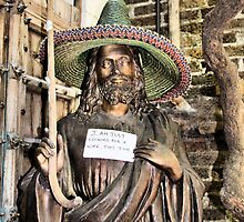 Senor Jesus by luckylarue