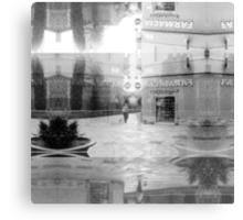 P1430597 _Luminance _Rasterbator _XnView _GIMP Canvas Print