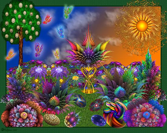 Apo Rainbow Garden by wolfepaw