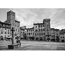 Arezzo B&W Photographic Print