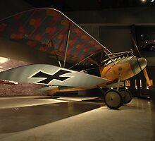 Albatross @ Australian War Memorial, Canberra, Australia by muz2142