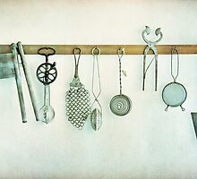 Kitchen Tools by Seamus Kristöfer